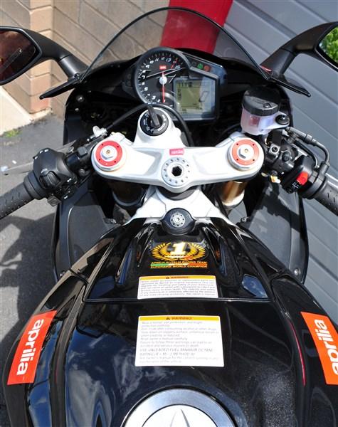 Used 2012 Aprilia RSV4 - R APRC RSV4 R Sportbike ...