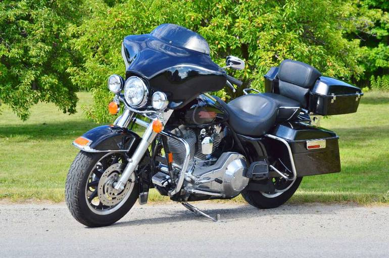 Used 2005 Harley Davidson FLHT\/FLHTI Electra Glide ...