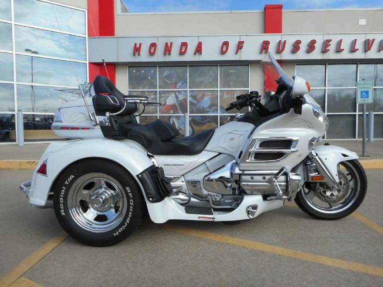 Spyder Motorcycle For Sale >> Used 2008 Motor Trike Gl 1800 Spyder Transaction Price