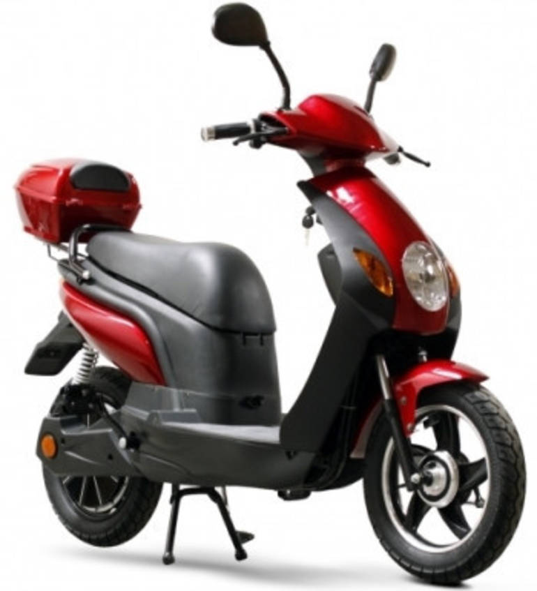 Used 2014 Sunny Ew600 Electric Motor Scooter Moped On Sale