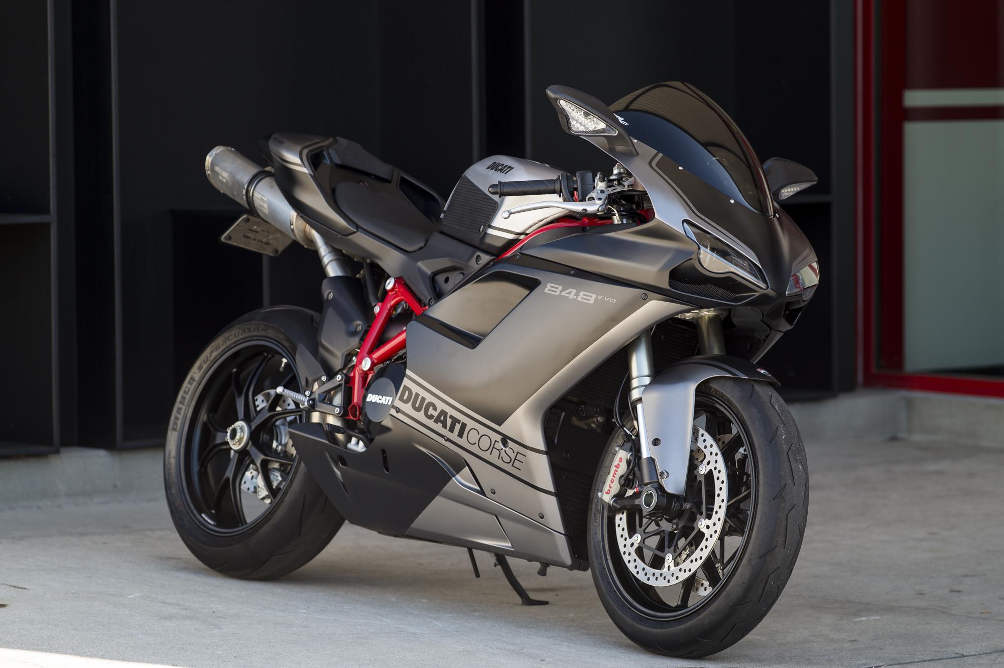 Used 2013 Ducati SUPERBIKE 848 EVO CORSE SE 848 EVO CORSE SE ...