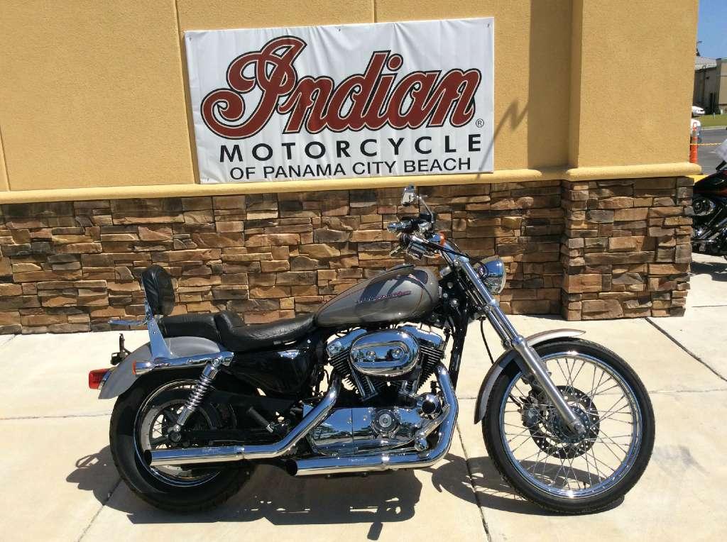 Used 2007 Harley Davidson Sportster 1200 Custom Transaction Price 4 995 Motorcycles And Panama City Beach Fl