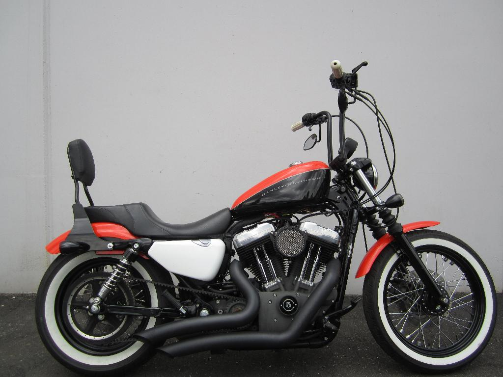 Used 2007 Harley Davidson Sportster 1200 Nightster Transaction Price 6 490 Motorcycles And Monroe Wa