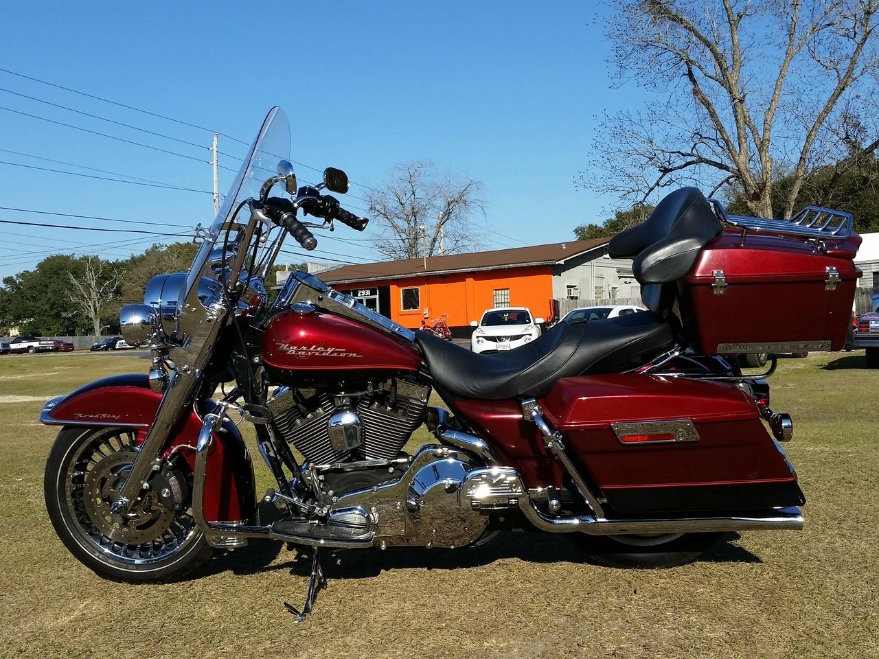 Used 2000 Harley Davidson Road King Transaction Price 7 490