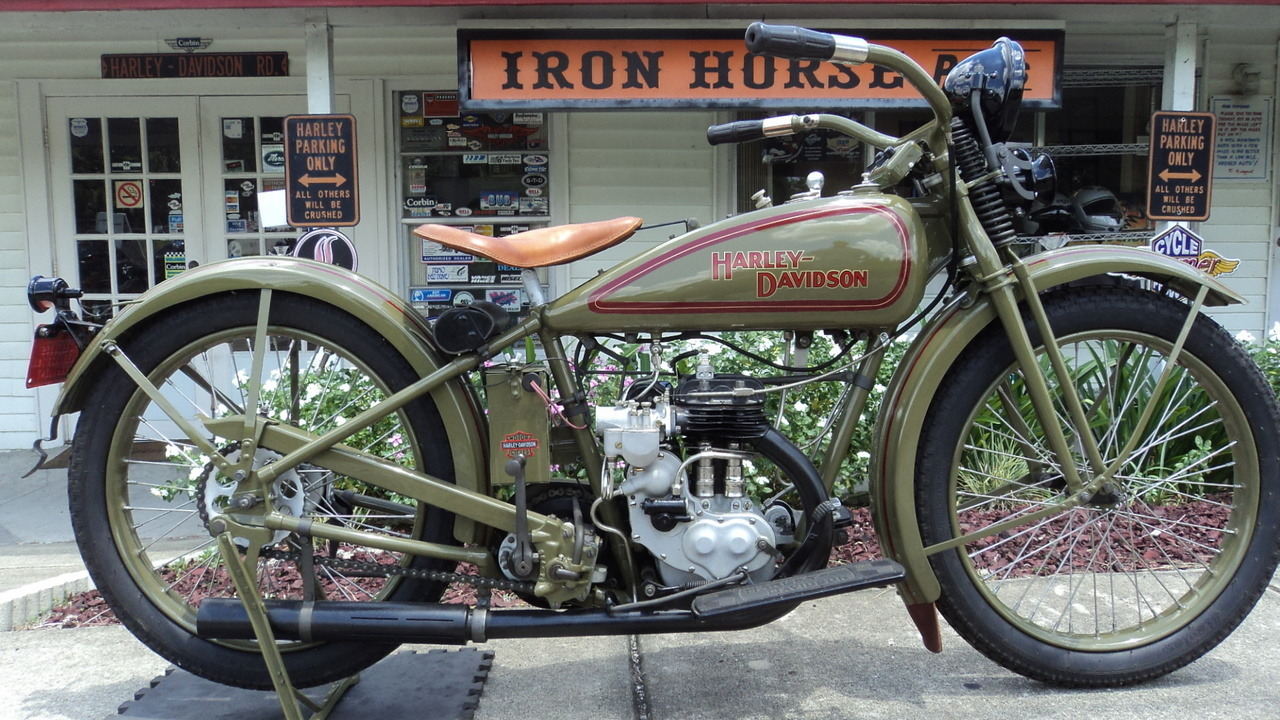 Harley Motorcycles For Sale >> Used 1926 Harley Davidson Single Custom Custom Transaction