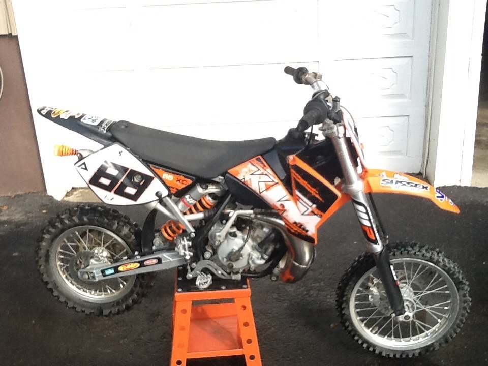 Used Motorcycles Nj >> Used 2008 Ktm 65 Transaction Price 1 500 Motorcycles And